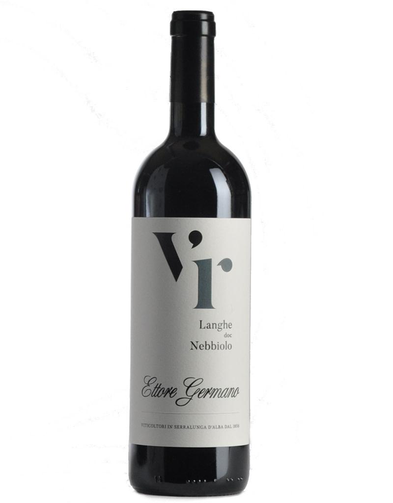 Germano Ettore 2014 Langhe Nebbiolo Vigna Rionda [Limited Edition], Piedmont, Italy