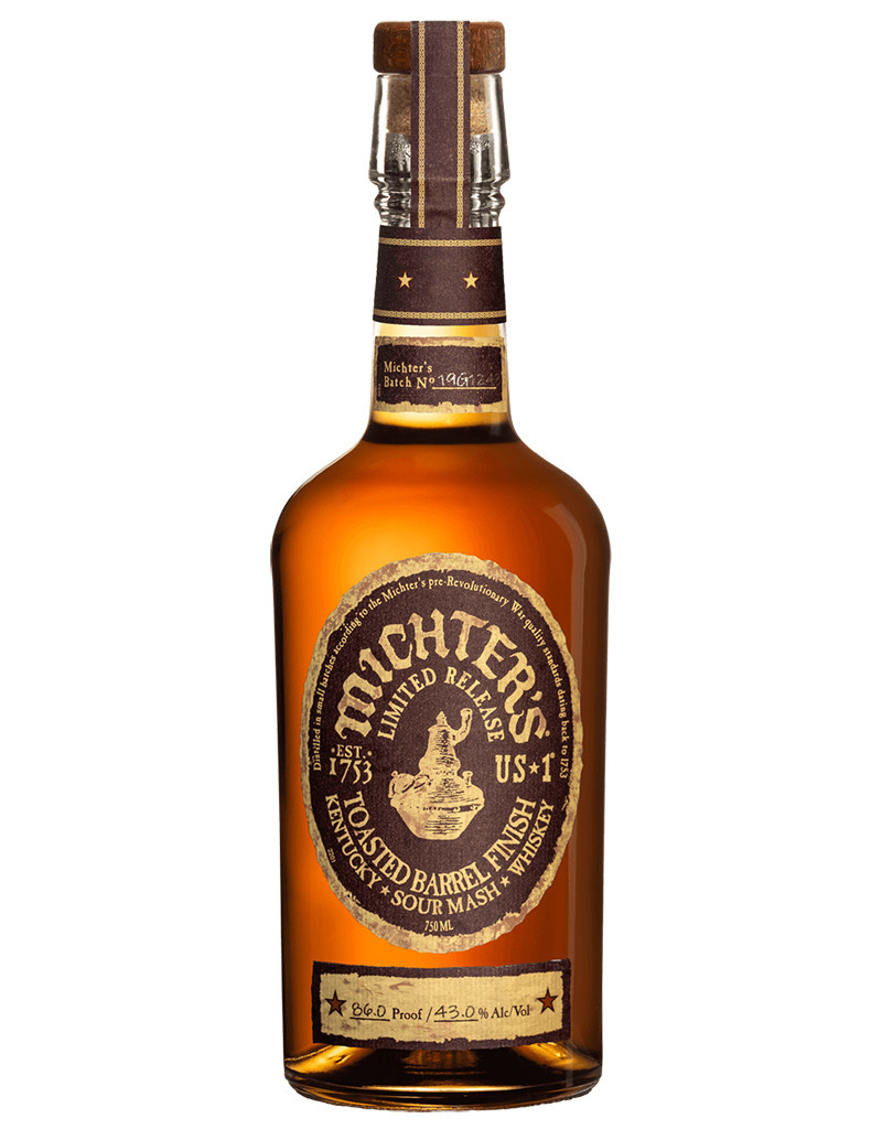 Michter's Toasted Barrel Sour Mash, Whiskey, Kentucky