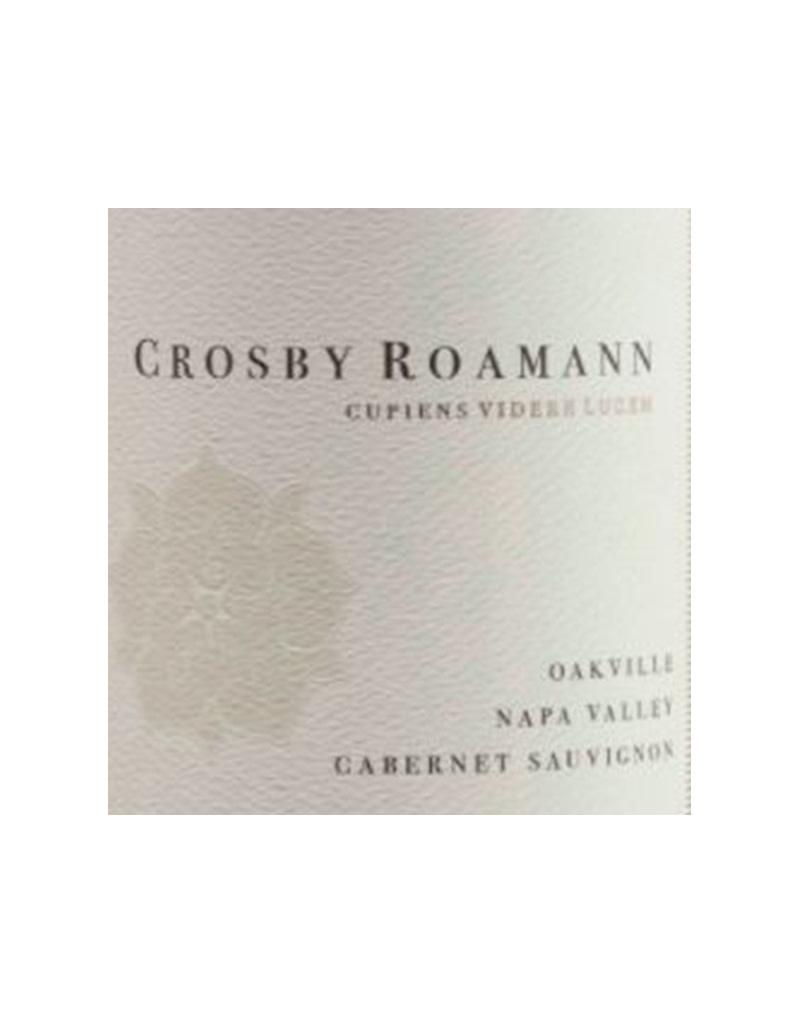 Crosby Roamann Crosby Roamann 2012 Cabernet Sauvignon Reserve, Napa Valley