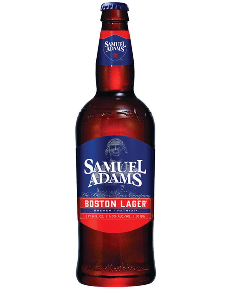 Samuel Adams Brewery Samuel Adams Boston Lager, 6pk