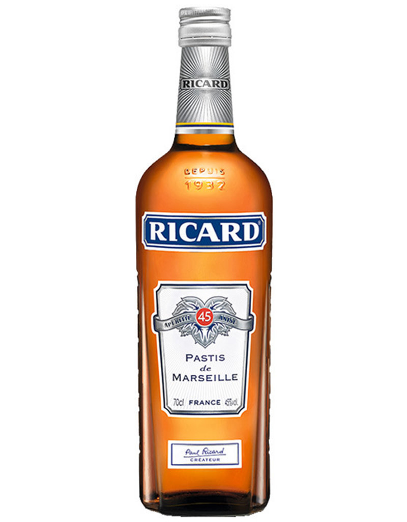 Pernod-Ricard 'Ricard' Pastis de Marseille, Anise, Provence, France