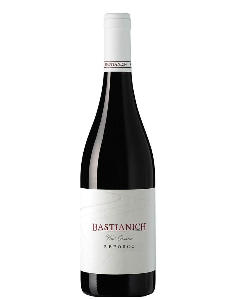 Bastianich 2016 Vigne Orsone Refosco, Colli Orientali del Friuli, Friuli-Venezia Giulia, Italy