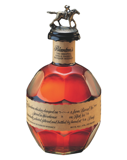 Blanton Distilling Company Blanton's Single Barrel Bourbon Whiskey, Kentucky