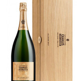 Charles Heidsieck 1989 Millésime Brut Collection Crayères Champagne Blanco 1.5L