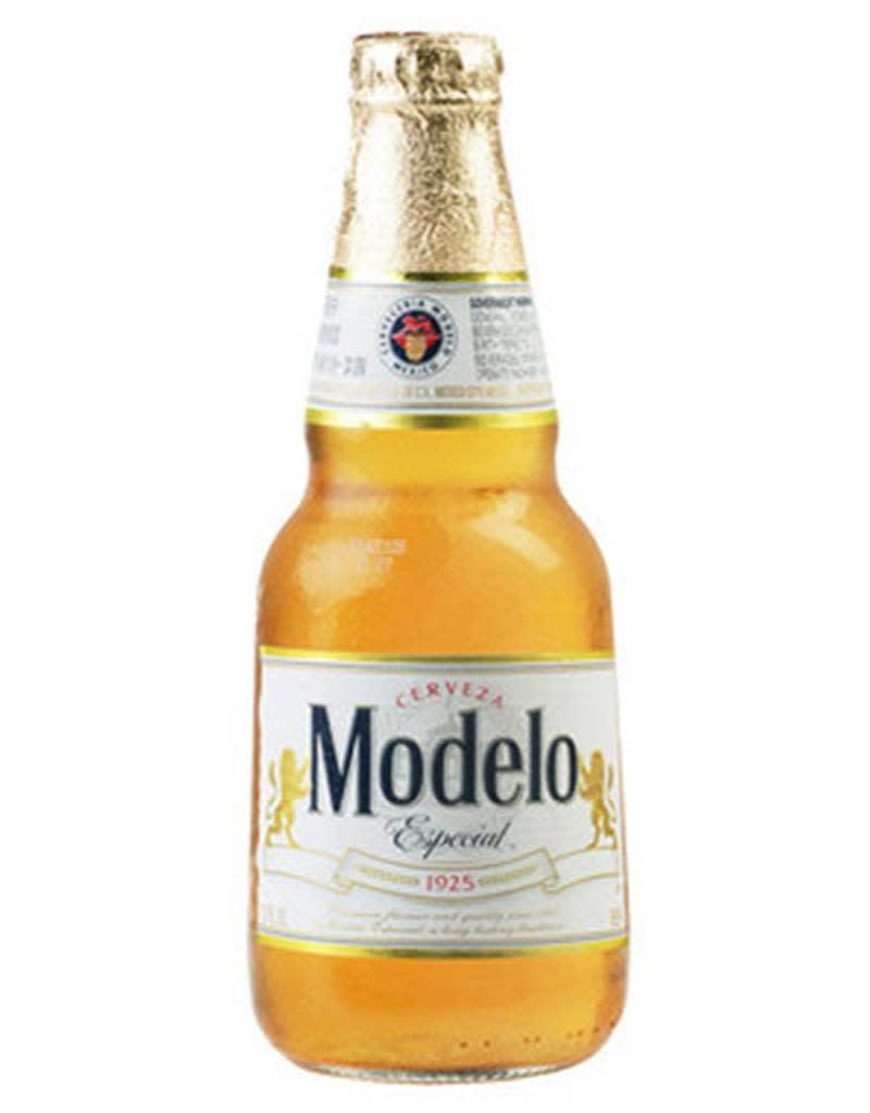 Cerveceria Modelo Modelo Especial Cerveza, 12pk Beer Bottles