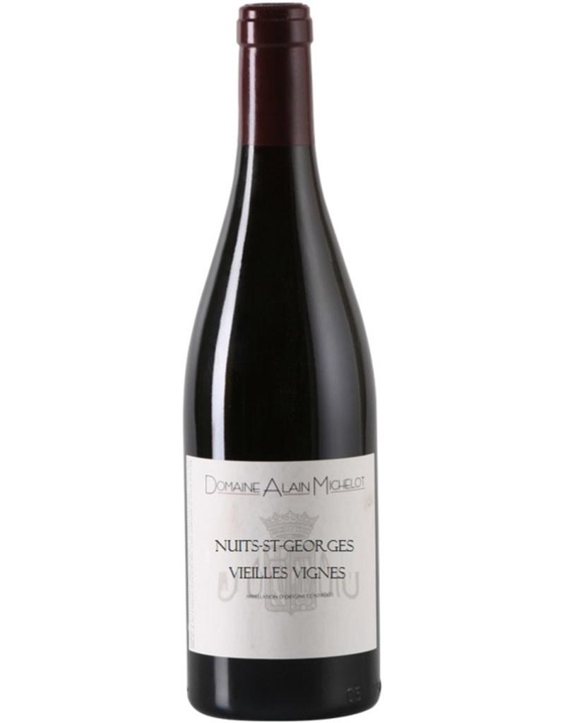Domaine Alain Michelot 2015 Nuits-Saint-Georges Vieilles Vignes, Burgundy, France