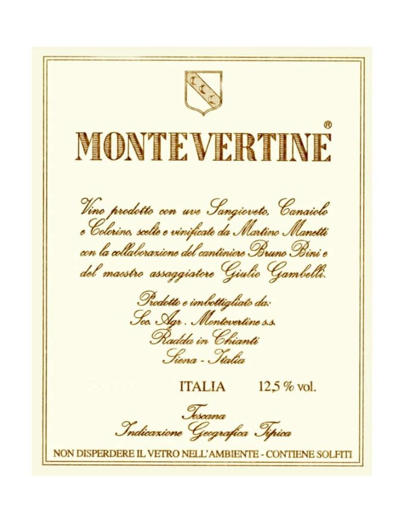 Rosenthal Wine Merchant Montevertine 2016 Rosso di Toscana, Italy 3L