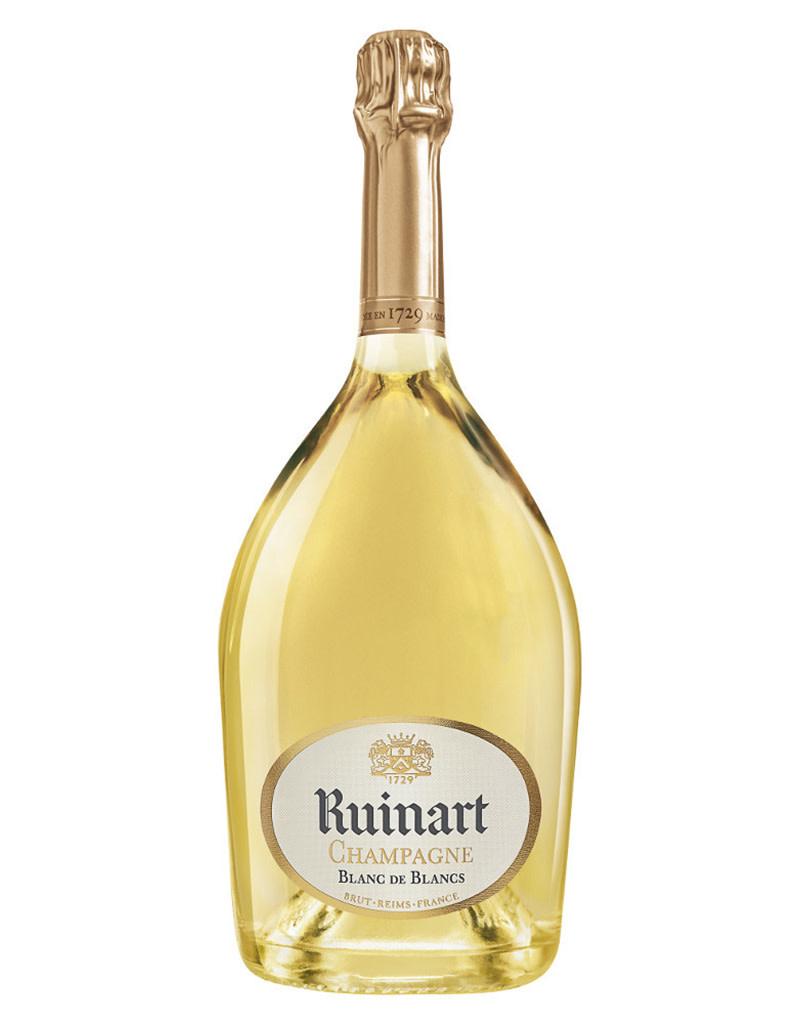 Ruinart Ruinart Champagne Blanc de Blanc NV Brut, France 1.5L