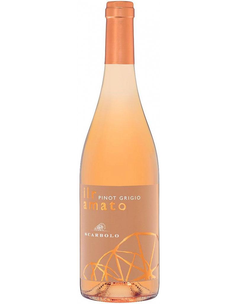 Scarbolo 2018 'IL Ramato' Pinot Grigio Rosé, Friuli Venezia Giulia, Italy