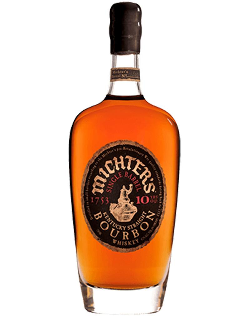 Oskar Blues Brewey Michter's 10 Year Old Single Barrel Bourbon Whiskey