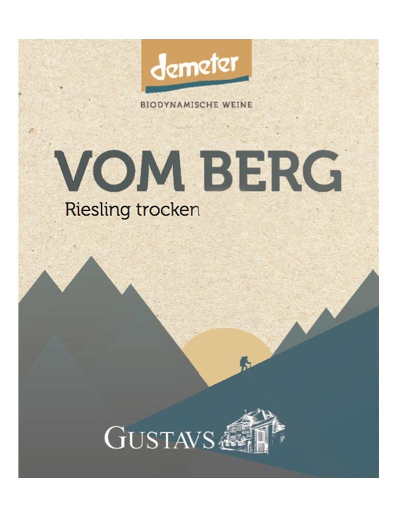 Vom Berg 2018 Riesling Trocken [Organic] 1L, Germany