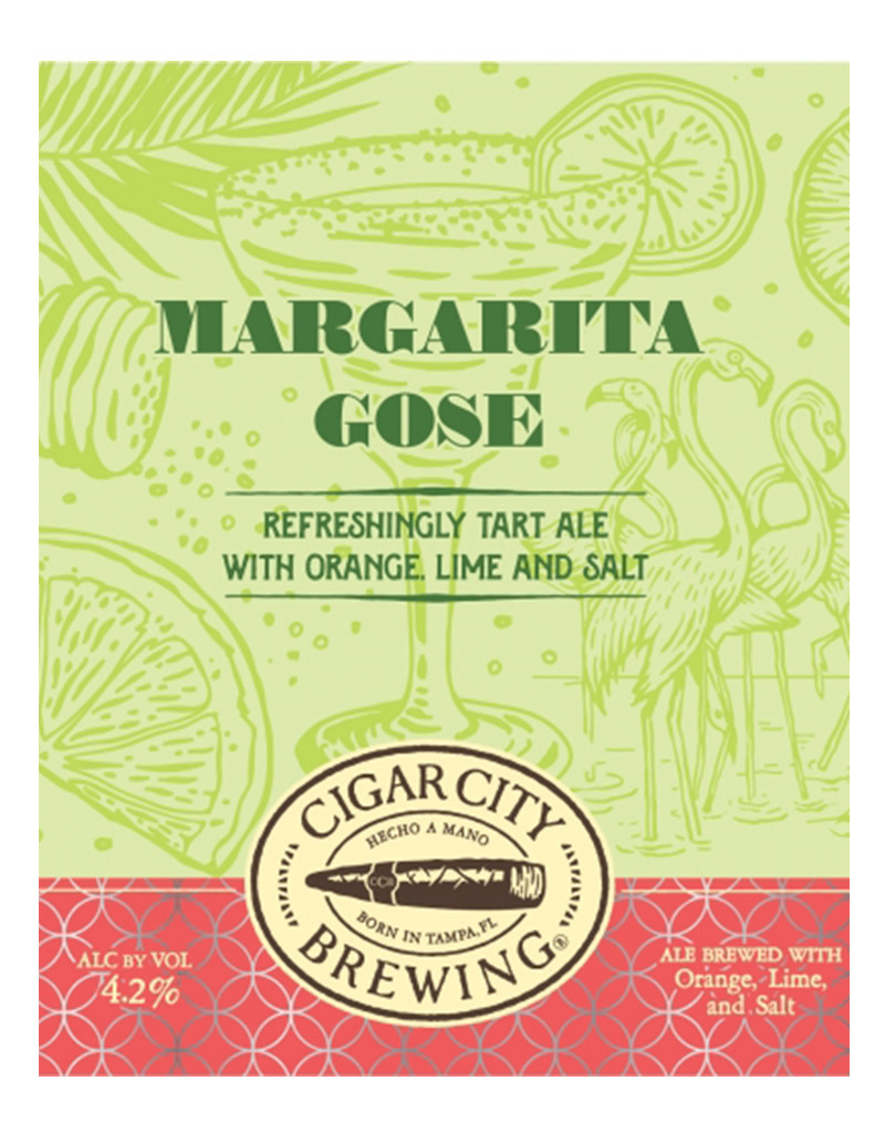 Cigar City Brewing Cigar City Margherita Gose 6pk Cans