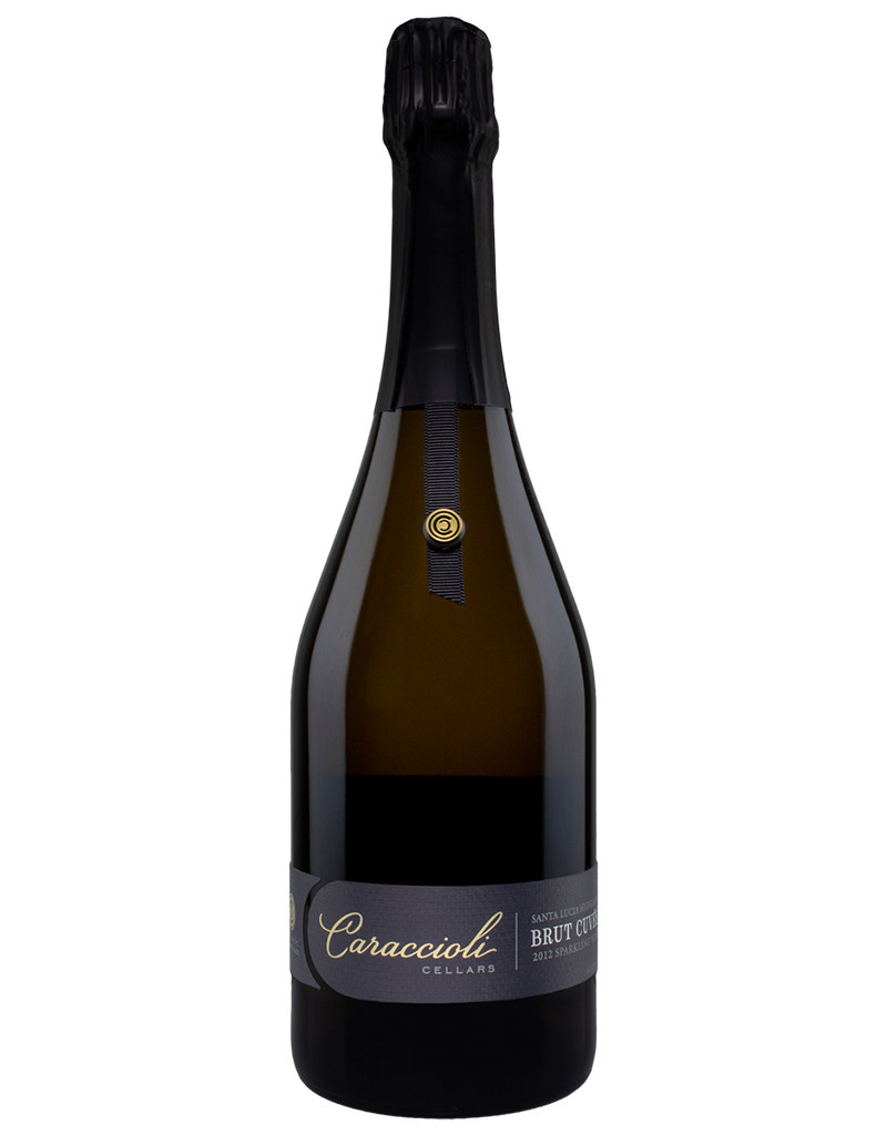 Caraccioli Cellars 2012 Brut Cuvée, Santa Lucia Highlands, California