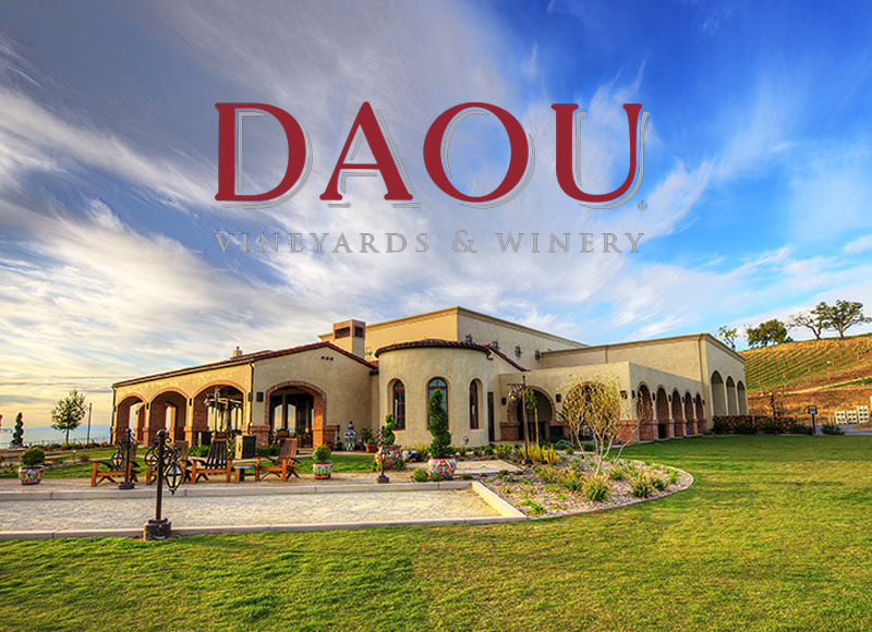 FRI 06 DEC | DAOU FAMILY ESTATES | PASO ROBLES TASTING | WITH TANNA MASSAR