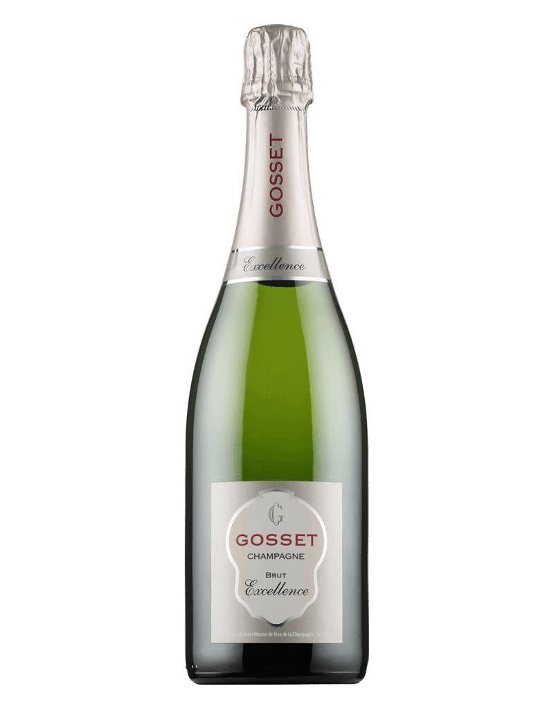 GOSSET Brut Excellence, Champagne, France 3L