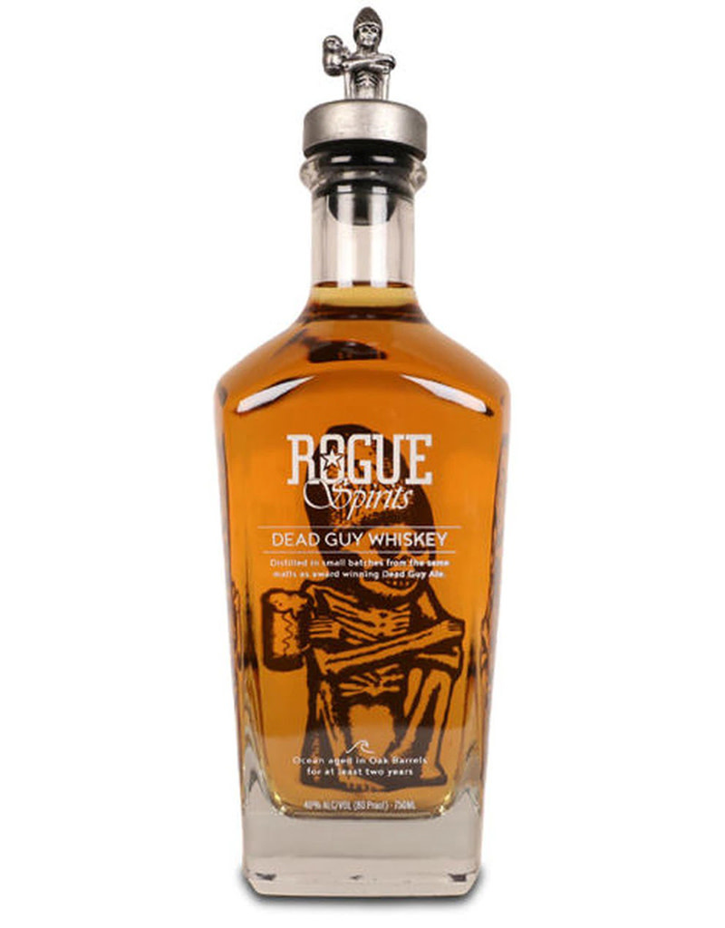 ROGUE Spirits Dead Guy Whiskey, Oregon