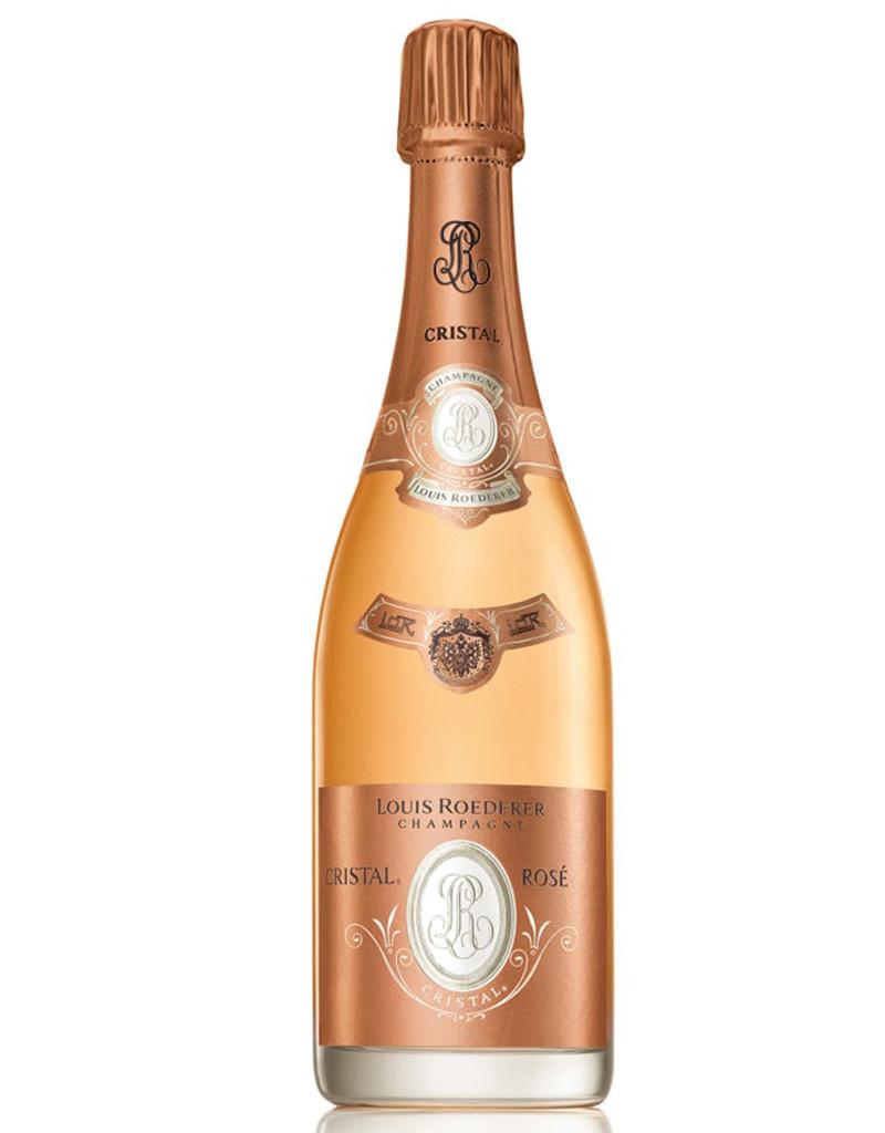 Louis Roederer 2012 Cristal Brut Rosé Millésime, Champagne, France