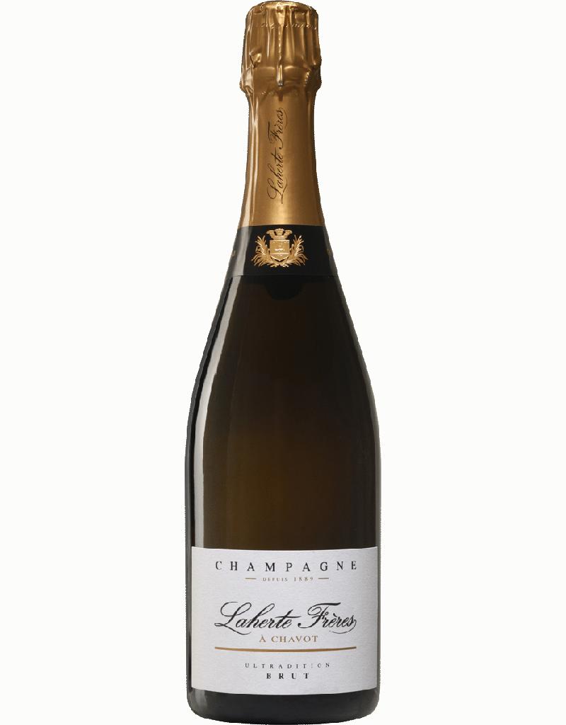 Laherte Frères NV 'Ultradition Blanc de Blanc' Brut Champagne, France