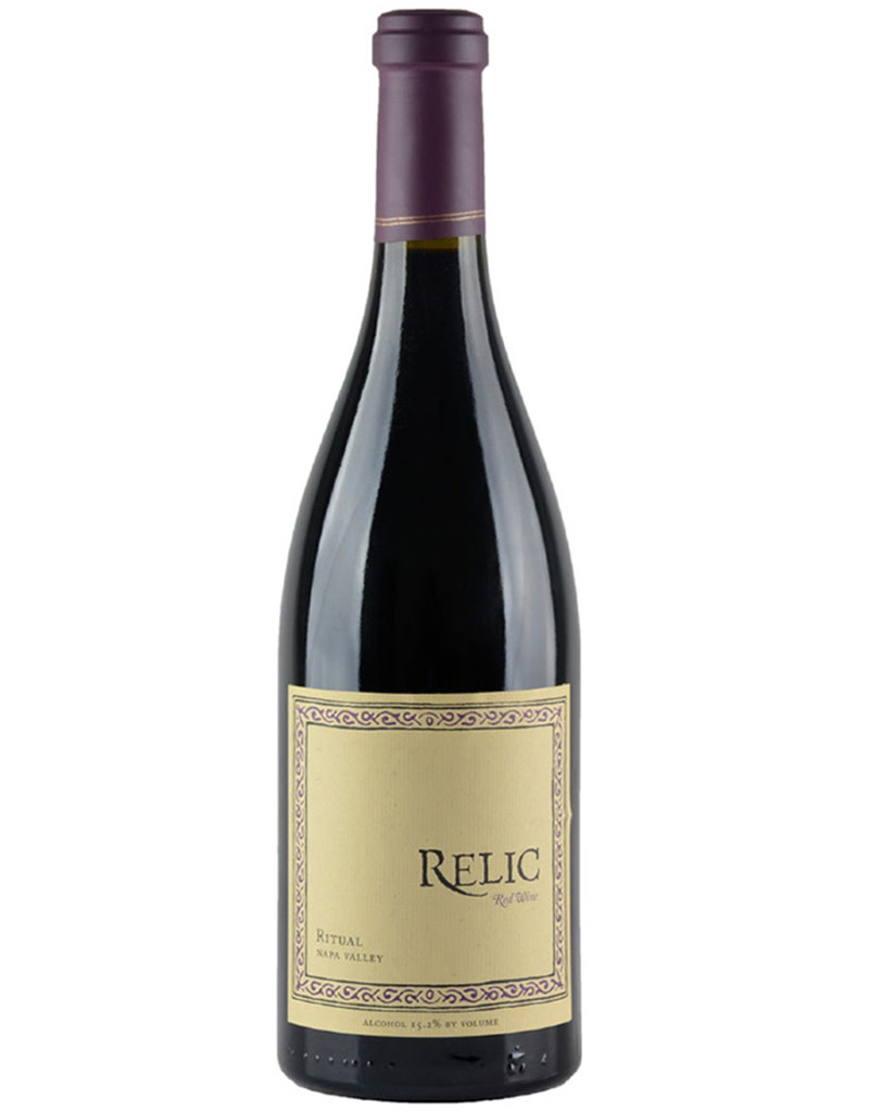 Relic Relic Wine Cellars 2012 'Ritual' Red Blend, California