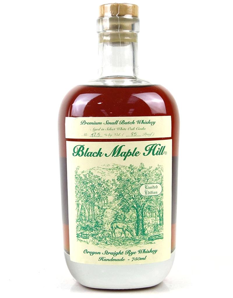 Black Maple Hill Oregon Premium Small Batch Straight Rye Whiskey, Oregon, USA