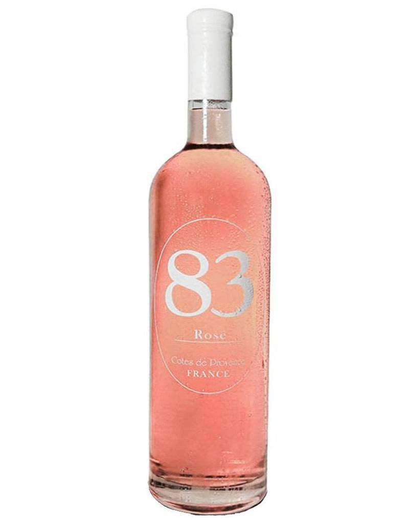 83 Rosé 2018 Côtes de Provence 3L, France