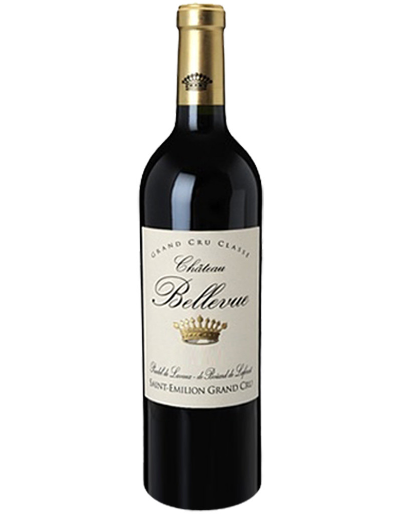 Château Bellevue 2010 Saint-Emilion Grand Cru, Bordeaux, France