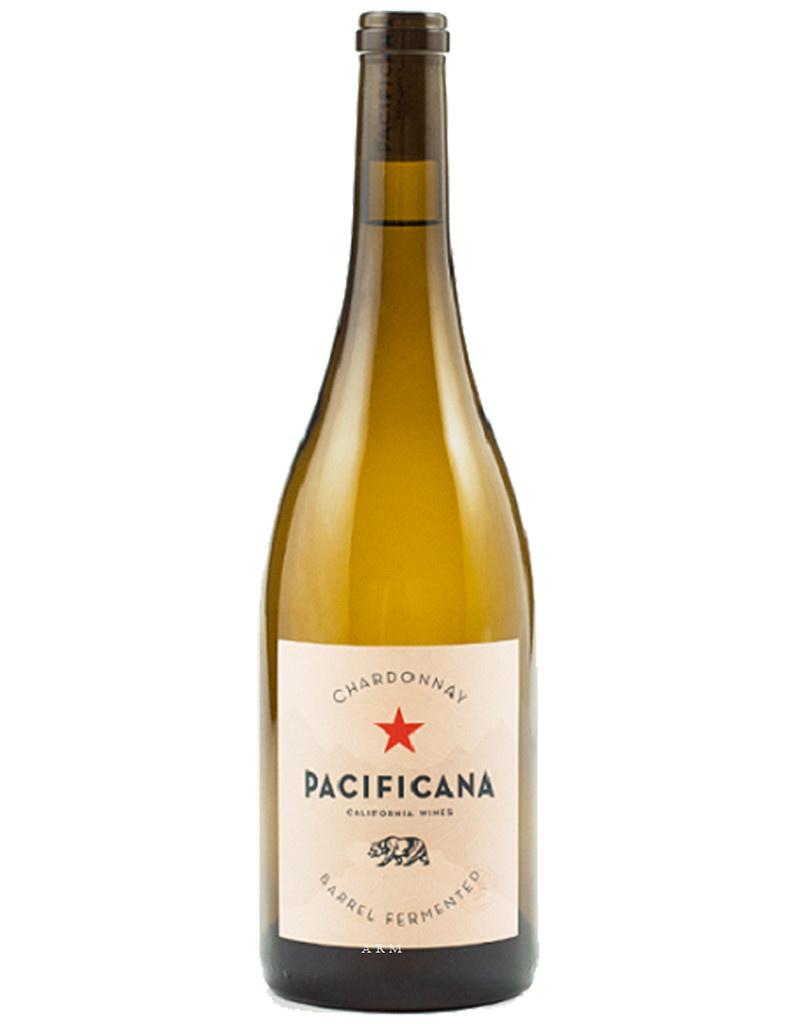 Pacificana 2018 Barrel Fermented, Chardonnay, California