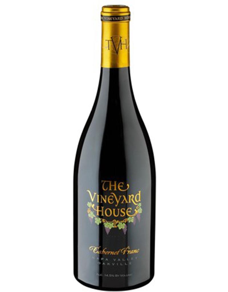 "The Vineyard House 2015 Block 5 ""Crabb's Black Burgundy"" Cabernet Franc, Oakville, Napa Valley, California"