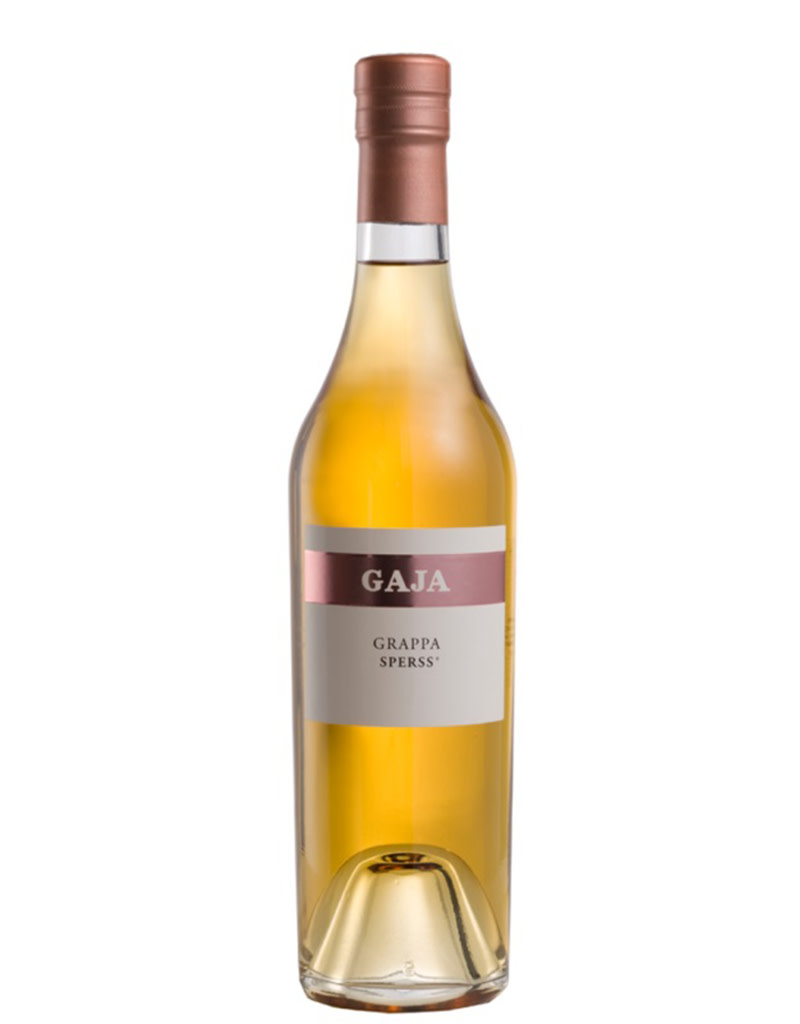 GAJA Castello di Barbaresco Sperss Grappa, Piedmont, Italy 375mL