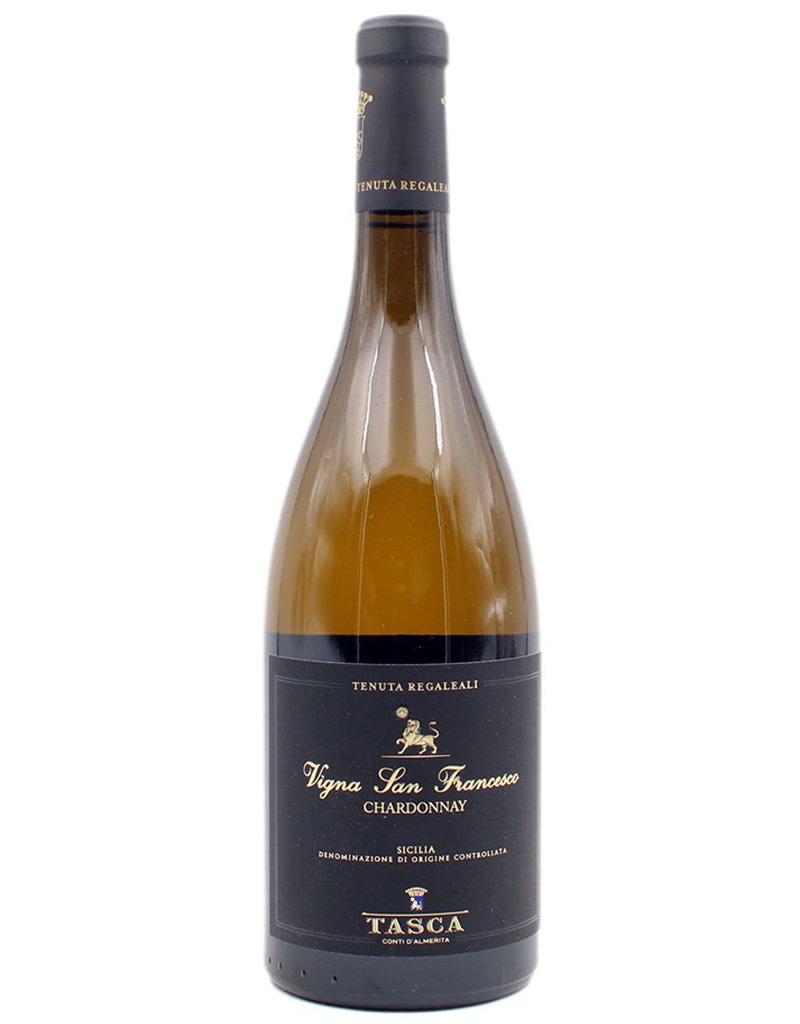 Tasca d'Almerita Tenuta Regaleali 2016 Vigna San Francesco Chardonnay Sicilia, Italy