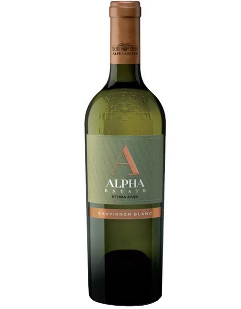 Alpha Estate 2019 Sauvignon Blanc, Amyndaio, Greece