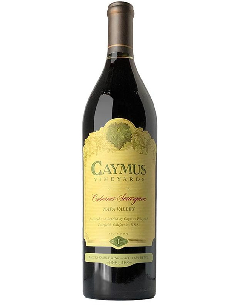 Caymus 2017 Cabernet Sauvignon, Napa Valley, California 1L