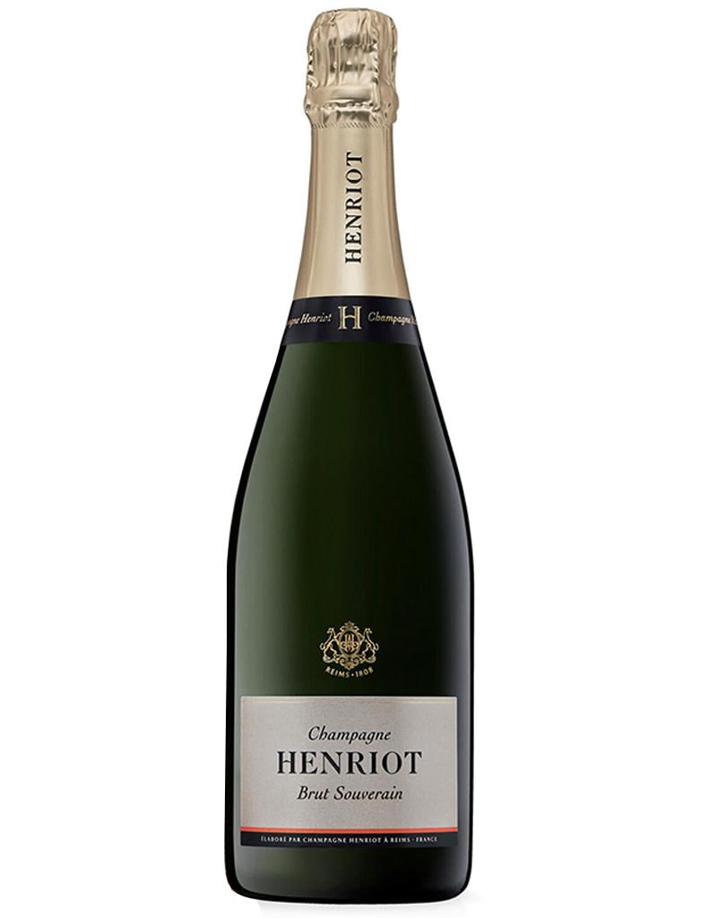 Champagne Henriot Brut Souverain NV, Champagne, France