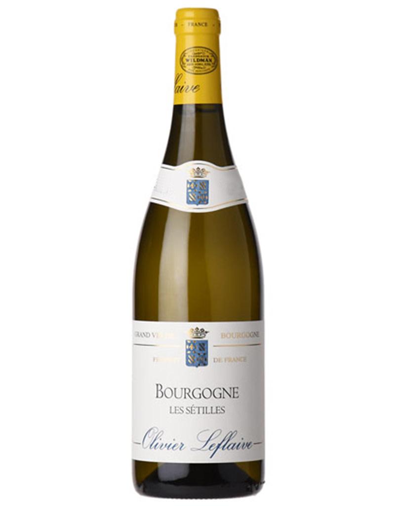 Olivier Leflaive 2018 Bourgogne Blanc Les Setilles, Burgundy, France