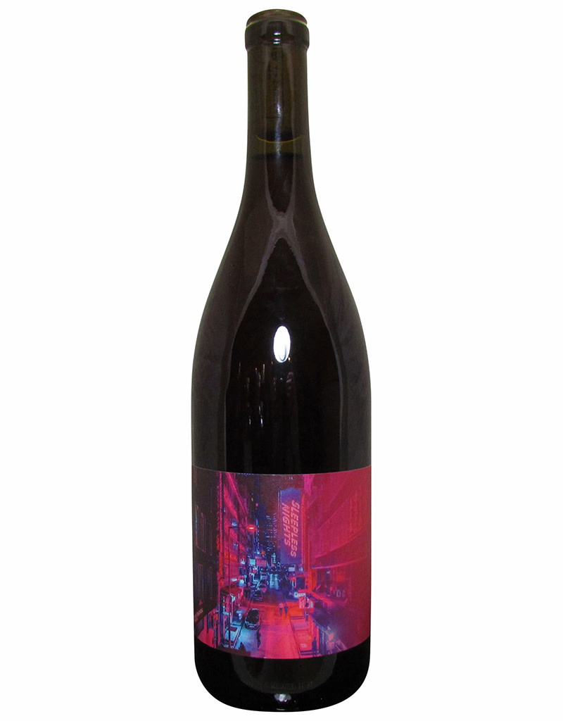 Subject to Change Wine Co. 2018 Sleepless Night, Mendocino County, California