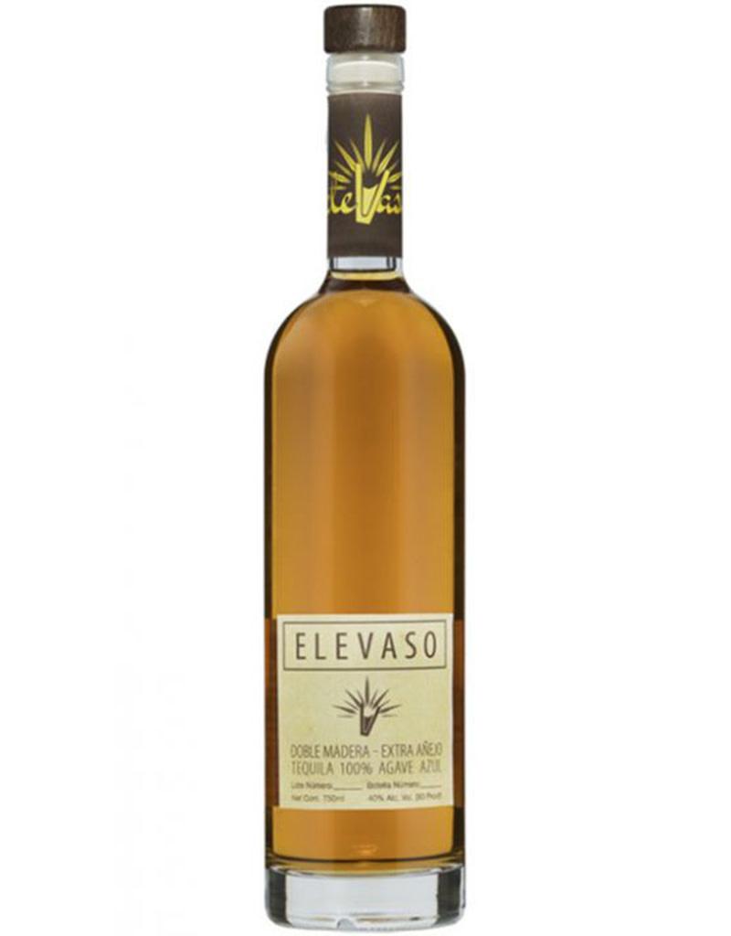 Elevaso Doble Madeira Tequila Extra Añejo, Mexico