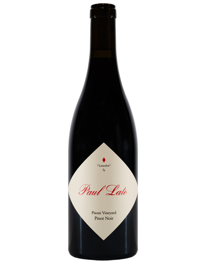 Paul Lato 2017 'Lancelot' Pisoni Vineyard Pinot Noir, Santa Lucia Highlands, California