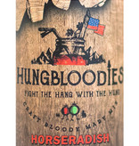 HUNGBLOODIES Horseradish Bloody Mary Mix, 32oz