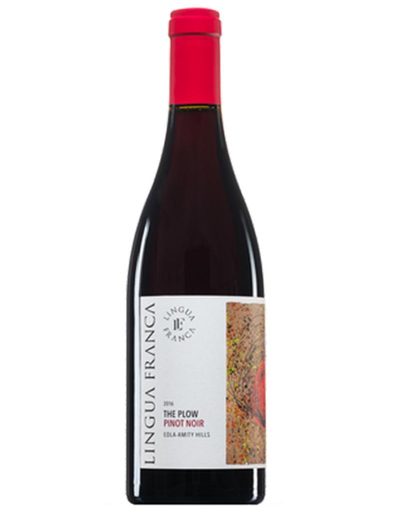 Lingua Franca 2017 'The Plow' Pinot Noir, Willamette Valley, Oregon