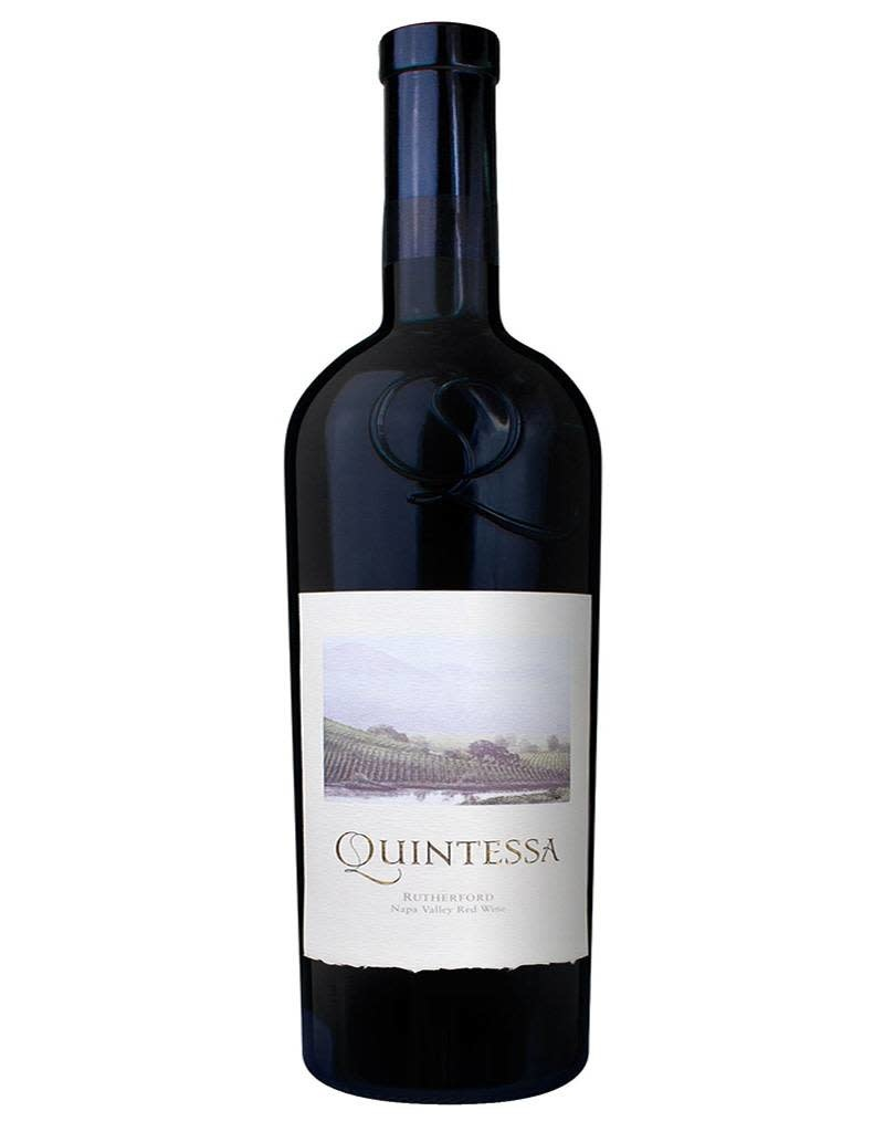 Quintessa 2017 Rutherford, Red Blend, Napa Valley, California 1.5L