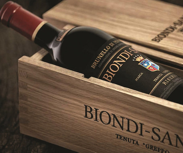 WED 11 MAR | BIONDI SANTI Tasting at The Grove