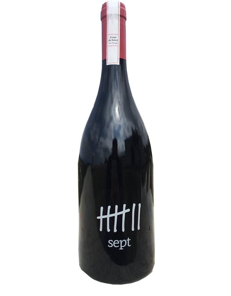 Sept Winery 2018 'Cuvée du Soleil', Batroun, Lebanon