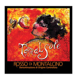Terralsole 2012 Rosso di Montalcino, Tuscany, Italy