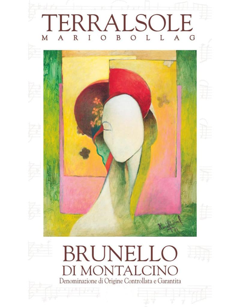 Terralsole 2011 Brunello di Montalcino DOCG, Tuscany, Italy
