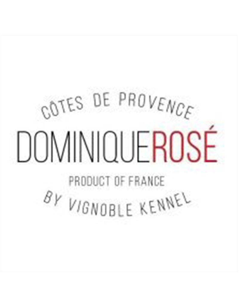 Dominique Rosé 2018 Reserve by Vignoble Kennel, Côtes de Provence, France