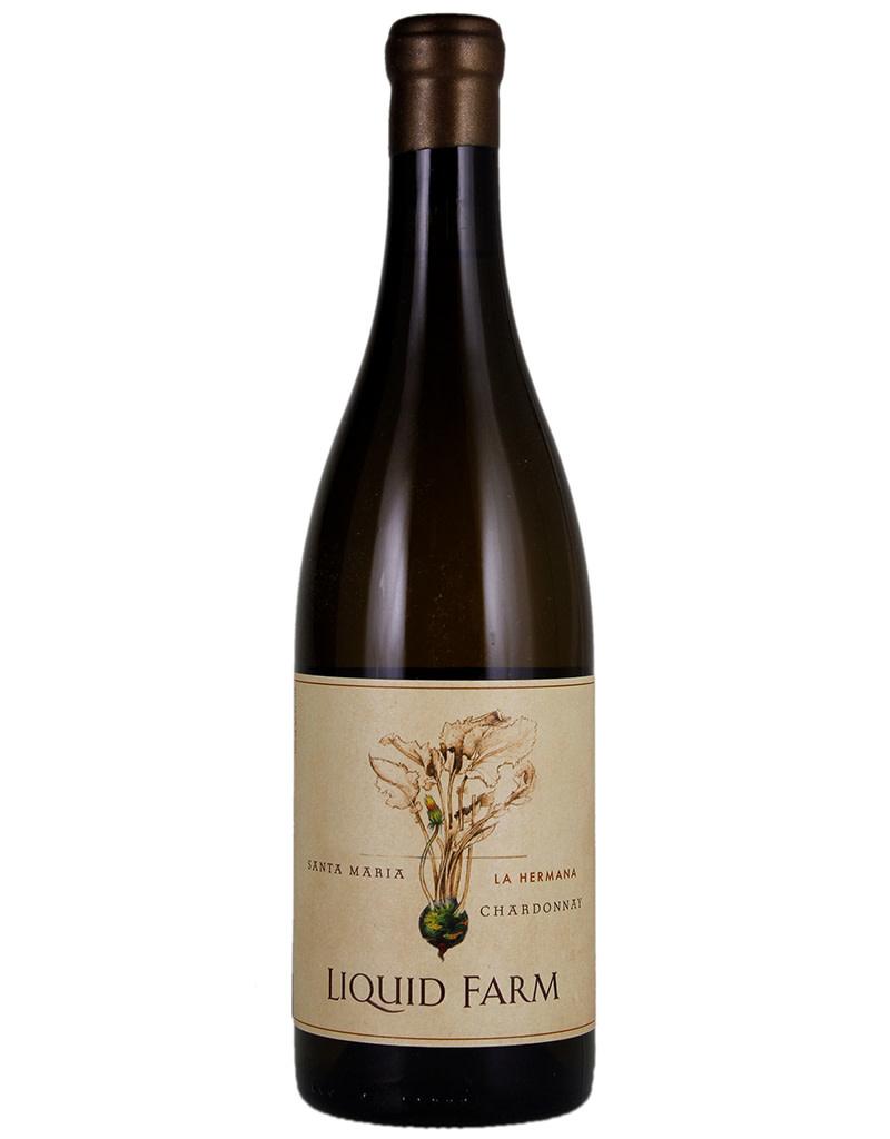 Liquid Farm 2016 La Hermana Chardonnay, Santa Rita Hills, California