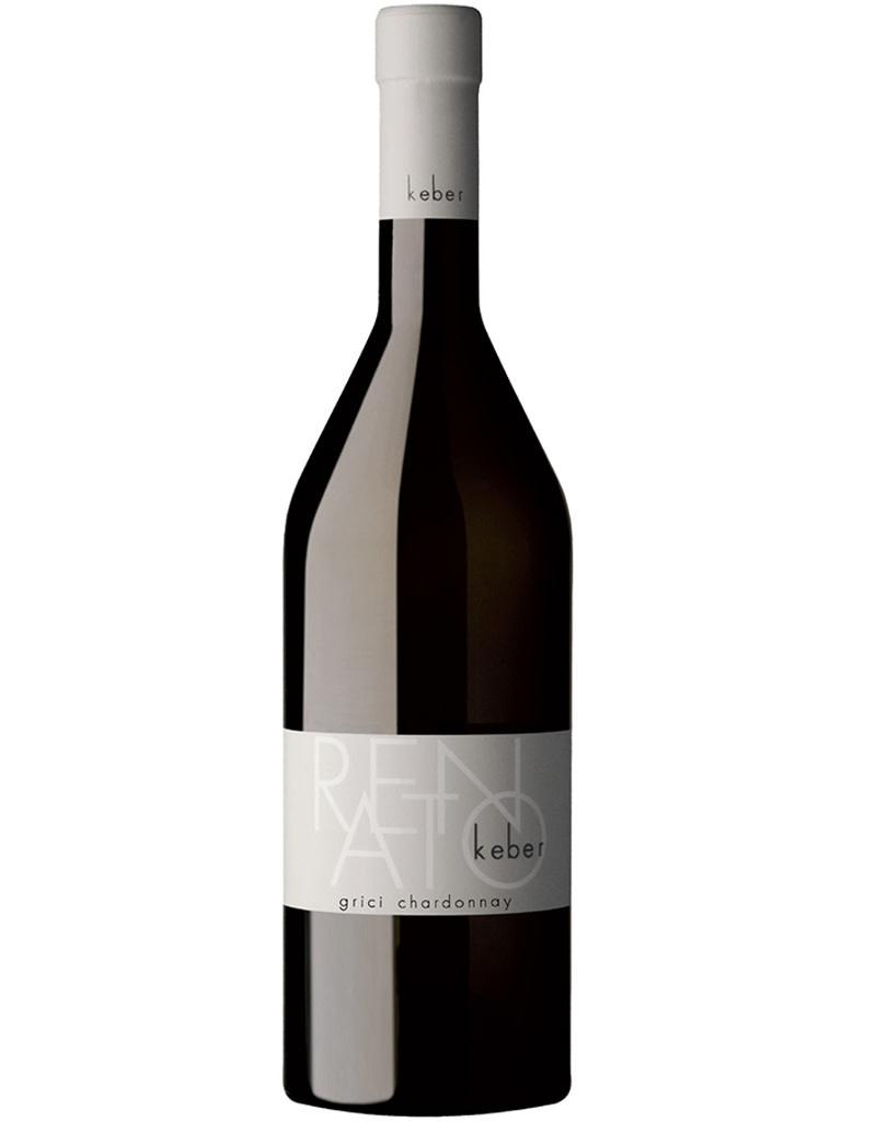 Renato Keber 2013 Chardonnay Riserva Collio, Friuli-Venezia Giulia, Italy