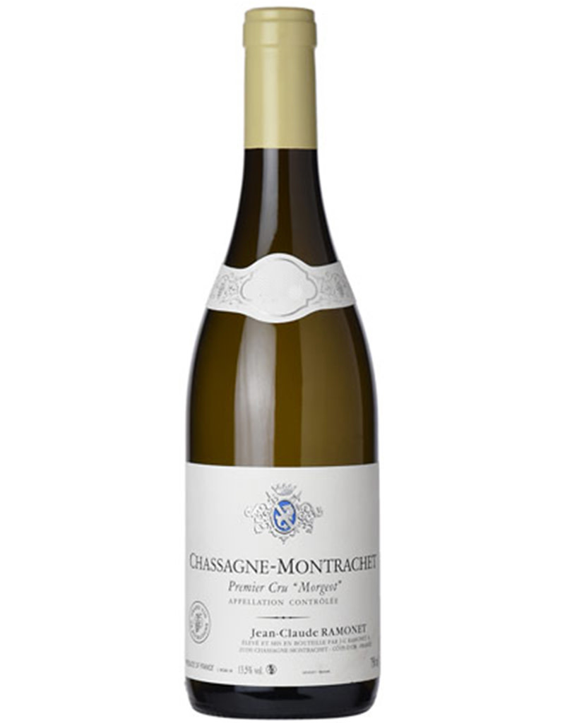 Domaine Ramonet 2017 Morgeot, Chassagne-Montrachet Premier Cru, Burgundy, France