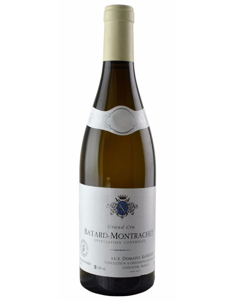 Domaine Ramonet 2017 Bâtard-Montrachet Grand Cru, Burgundy, France