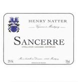 Henry Natter 2018 Sancerre Rouge, Loire Valley, France